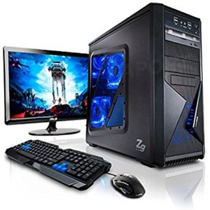 Gaming Desktop-PC Komplettsysteme