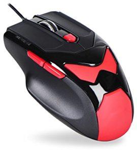 kabelgebundene Gaming-Mouse